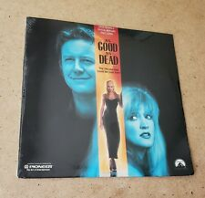 As Good As Dead Laserdisc Adult Film Star Traci Lords | Larry Cohen Rare OOP New