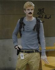 Autographed actor Graham Rogers signed Quantico 8x10 3