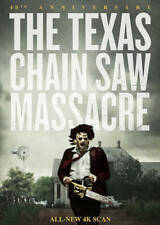 The Texas Chainsaw Massacre (DVD, NEW, 2014) 40th Anniversary