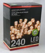 Lichterkette innen und außen 240 LED Weihnachten DEKO Kette Licht Beleuchtung