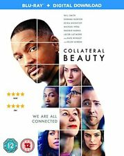 Collateral Beauty [Blu-ray + Digital Download] [2016] [DVD][Region 2]