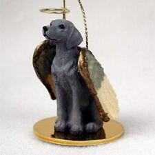 Weimaraner Dog ANGEL Tiny One Ornament Figurine Statue