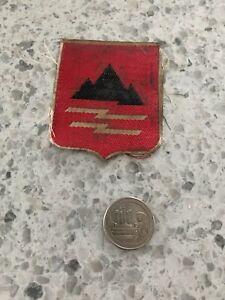 Rare ARVN 22nd Division SSI / Shoulder patch