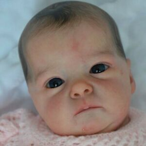 "17"" Realistic Reborn Baby Girl - Pink Sweater"