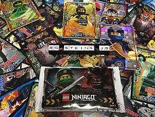 Lego Ninjago Serie 3 Trading Card Game aus allen 250 Sammelkarten aussuchen Neu