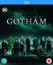 Gotham Complete Season Series 1-5 Collection Blu-ray DC Box set New Region Free.