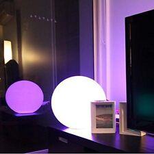 """4"""" luz de LED impermeable bola colorida para piscina y la decoración del hogar"""