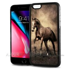 ( For iPhone 4 / 4S ) Back Case Cover AJ10517 Horse