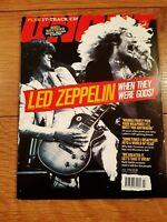 UNCUT MAGAZINE ( JULY 2002 ) LED ZEPPELIN JOHN LYDON PAUL WELLER DOVES
