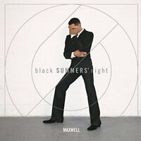 New: Maxwell: blackSUMMERS'night  Audio CD FREE SHIPPING!!