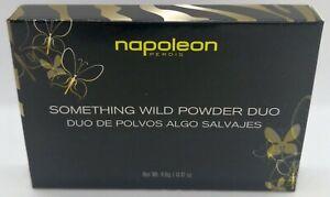 Limited Edition napoleon perdis Something Wild Powder Duo