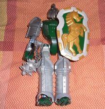 LEGO KNIGHTS KINGDOM Sir Kentis 8703 Green Knight Cavaliere Figure Loose