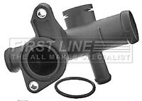 Coolant Flange / Pipe fits AUDI A3 8L 1.8 96 to 03 Water Firstline 06A121132A