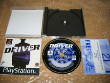 DRIVER PAL ITA PLAYSTATION 1,PS ONE