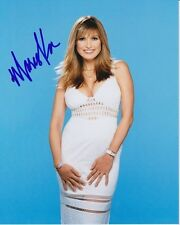 MARISKA HARGITAY Signed Photo w/ Hologram COA