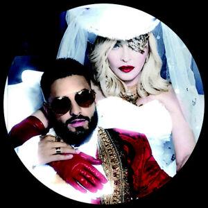 "Madonna Feat Maluma Medellin Part 2 Disco Vinile Vinyl 12"" Picture Limited NEW"