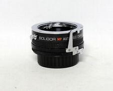 Soligor MP Auto 2x Teleconverter Minolta MD mount 35mm SLR DSLR Extension Tube