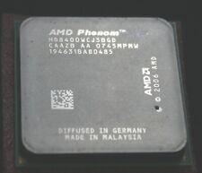 AMD Phenom X3 8400 2.1GHz Triple Core Socket AM2/AM2+ HD8400WCJ3BGD CPU