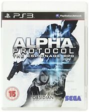"Videojuego ""Alpha Protocol the Espionage Rpg"" para consola PS3"