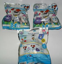 RADZ FOAMZ CANDY & DISPENSER THE SECRET LIFE OF PETS 2 LOT OF (3) BLIND BAGS