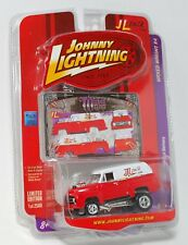 Johnny Lightning WICKED WAGONS 1995 FORD PANEL DELIVERY 1/64 JL R4