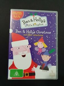 Ben And Holly's Little Kingdom - Ben and Holly's Christmas, DVD - FREE POST!!!