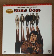 SEALED Straw Dogs Laserdisc #0800585 Widescreen