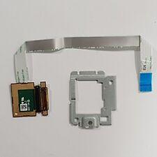 Dell Vostro V131 Fingerprint Reader Board mit Halterung Fingerabdruck Sensor