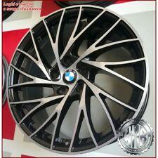 ENIGMA BD 4 CERCHI IN LEGA NAD 8,5J 9J 19 5X120 X BMW SERIE 3 GT F34 3-V ITALY