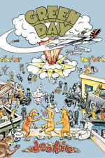 More details for green day - dookie - brand new licensed maxi poster 91.5 x 61cm - pp34908