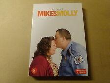 3-DISC DVD BOX / MIKE & MOLLY - SEIZOEN 1