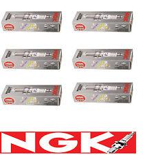 NGK Laser Iridium Spark Plugs FITS TOYOTA AURION KLUGER RAV4 LEXUS DILFR6D11 x6