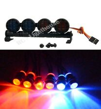 RC 1/10 Scale Police Red/Blue RD LED Light Bar kit w/ 6 Red/Blue Flashing LEDs