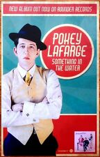 POKEY LAFARGE Something In The Water 2015 Ltd Ed RARE Poster +FREE Folk Poster