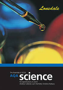 AQA Science: Revision and Classroom Companion (2012 Exams Only): Specifications