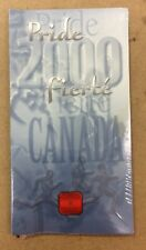 2000 Canada Twenty-Five 25 cent Pride Colored Coin Sealed