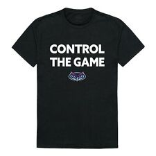 Florida Atlantic University Owls FAU Cotton College Control The Game T-Shirt