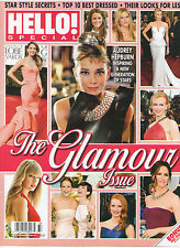 HELLO! CANADA THE GLAMOUR ISSUE SETH HEPBURN ROKSANDA ILINIC KATE TAYLOR SWIFT