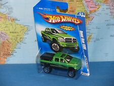 HOT WHEELS DODGE RAM 1500 #087/190 - 01/10 HW SPECIAL FEATURES BRAND NEW & VHTF