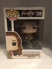 Funko Pop TV Kaylee Frye Firefly #139 Rare Hot Topic Exclusive Vaulted Retired