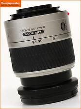 Minolta AF Zoom F3.5-5.6 D 28-80mm Zoom 4 Minolta/Sony una montura + Gratis Reino Unido Pp