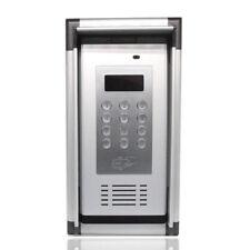 Wireless Intercom GSM Access Control 200 Apartments RFID Keypad  *BEST QUALITY*