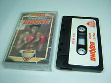 STREET CRED BOXING FROM PLAYERS RARE GAME TAPE FOR COMMODORE 64 C64 COMPUTER