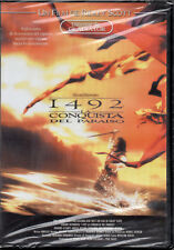 "VANGELIS ""1492"" SPANISH DVD EDITION - GERARD DEPARDIEU - WEAVER / NEW & SEALED"