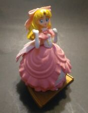 "Ashita No Nadja 3"" Anime Figurine Pink Dress"