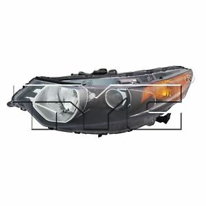 For 2009-2013 Acura TSX (US Version) Driver Side Headlight Head Light Lamp LH