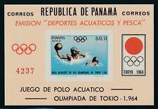 "PANAMA 1964, block 21-22 **/MNH, ""olympics Tokyo"", miniatur sheets!"