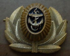 RUSSIAN  soviet   ARMY  PIN BADGE HAT  COCKADE  Navy