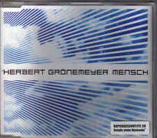 Herbert Gronemeyer-Mensch cd maxi single