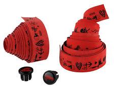 Nastro manubrio CINELLI MIKE GIANT Velvet Ribbon red/rosso 2015